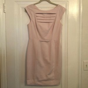 Perfect Blush French Connection Dress